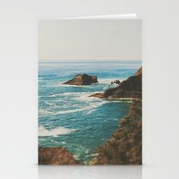 Oregon Coast Stationery Cards