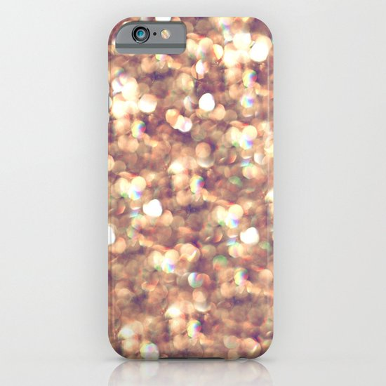 glitter and shine iPhone & iPod Case