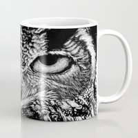 My Eyes Have Seen You (Owl) Mug
