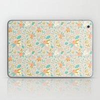 Flower Basket Laptop & iPad Skin