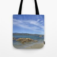 Wellington Beach Tote Bag