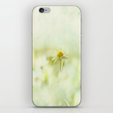 Lone Daisy iPhone & iPod Skin
