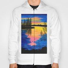 Dawn at the Lake Hoody