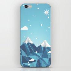 Cool Mountains iPhone & iPod Skin