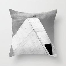 RETHINK #2 Throw Pillow