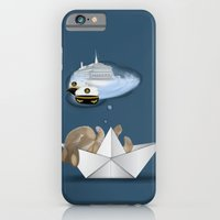 I Want To Be A Captain iPhone 6 Slim Case