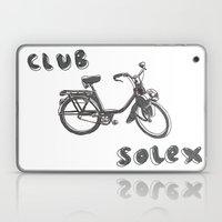 Club Solex Laptop & iPad Skin