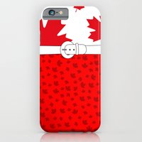 iPhone & iPod Case featuring Canada by ts55