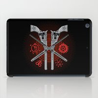 Perdition (Demon Hunter'… iPad Case