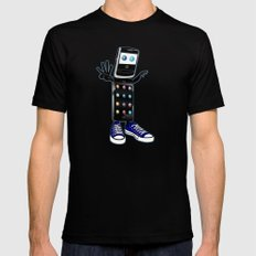 CELLY Black Mens Fitted Tee SMALL