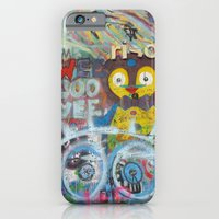 Graffiti Love iPhone 6 Slim Case