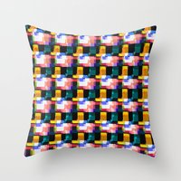 Spattern Throw Pillow