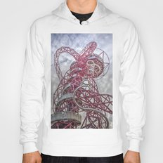 The Arcelormittal Orbit  Hoody