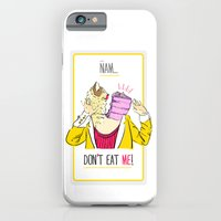 Don't eat me! iPhone 6 Slim Case