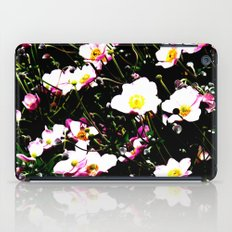 Pink Flowers (Edited)  iPad Case