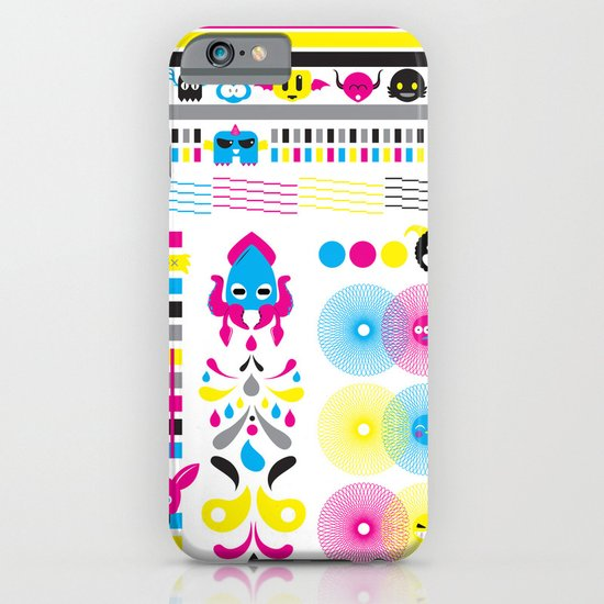 Monsters Ink. iPhone & iPod Case