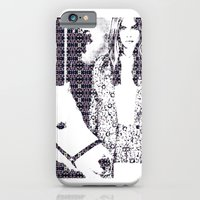 Cara and her Horse iPhone 6 Slim Case