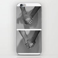 intertwine iPhone & iPod Skin