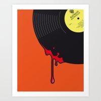 Pop Icon - Shaun of the dead Art Print