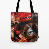 I Must Be In Here Somewh… Tote Bag