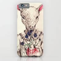 Silence of the Lambs iPhone 6 Slim Case