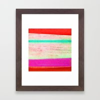 Lomo No.11 Framed Art Print