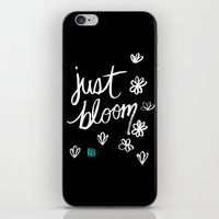 Just Bloom iPhone & iPod Skin