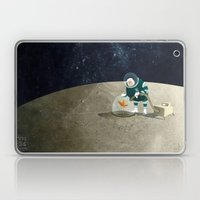 The Space Gardener Laptop & iPad Skin