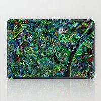 Emerald City iPad Case
