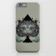 Cat of Spades Slim Case iPhone 6s
