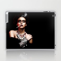 Lady Smoke Laptop & iPad Skin
