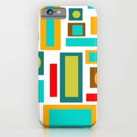 iPhone & iPod Case featuring Wilbur by Crash Pad Designs