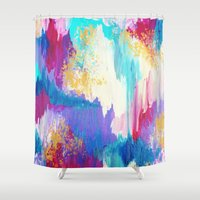 SWEET DREAMS - Lovely Br… Shower Curtain