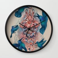 kolibri Wall Clock
