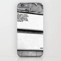Billboard Fantasies #1 iPhone 6 Slim Case