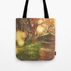 Oak Trail Tote Bag