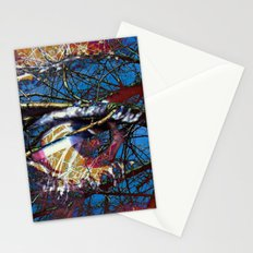 Eye of the tree Stationery Cards