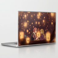 Tangled Nalu  Laptop & iPad Skin