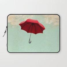 Red Umbrella Laptop Sleeve