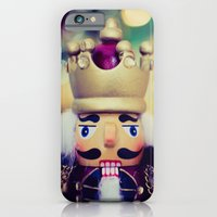 iPhone & iPod Case featuring The Nutcracker by Kali Laine Photography