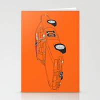 General Lee Stationery Cards