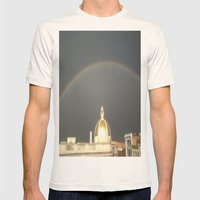 Promises, Promises Mens Fitted Tee Natural SMALL