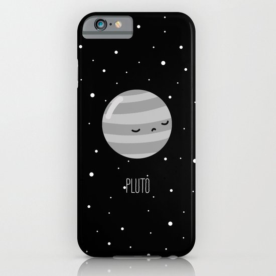 Pluto iPhone & iPod Case by Sarah Crosby  Society6