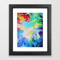 IN DREAMS - Gorgeous Bol… Framed Art Print