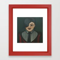 PowerHouse Framed Art Print