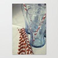 Coca~Cola Canvas Print