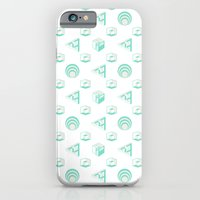 iPhone & iPod Case featuring Grand Illusions by Leigh Wortley