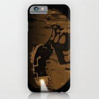 oil monster iPhone 6 Slim Case