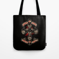 Appetite For Flesh Tote Bag