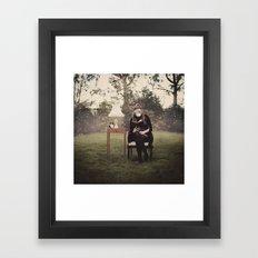 Rabbit II Framed Art Print